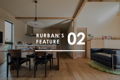 RURBAN'S FEATURE 02