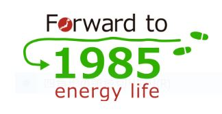 1985 Forward to 1985 energy life 1934アクション