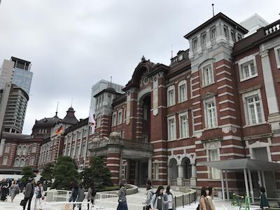 東京行ってきました!