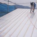 屋根遮熱工事