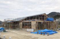 県北三次市 郷の駅 新築工事