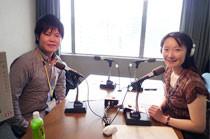 〈ラジオ〉FMちゅーピー 広島スマイルパフェ 出演