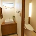1F洗面・トイレ