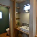 2F洗面・トイレ