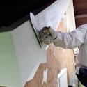 ③漆喰仕上げ塗り