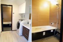 浴室・洗面リフォーム 広島市佐伯区