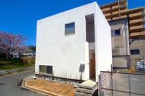 広島市西区 芝屋根の長期優良住宅