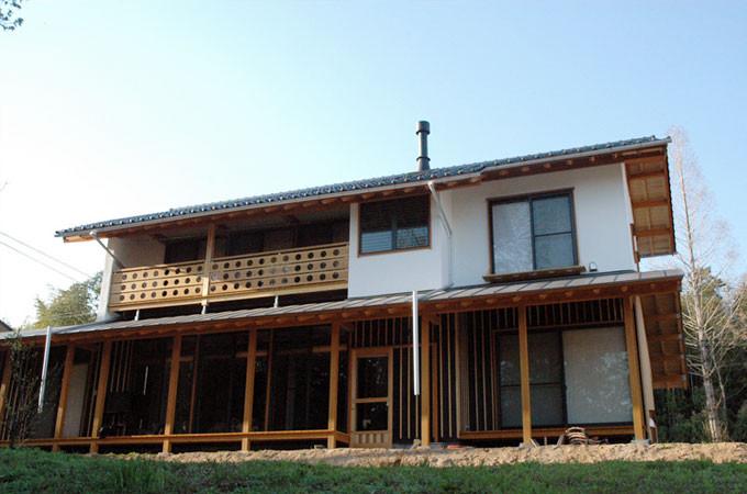 東広島市八本松 草土石木の家
