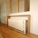 蓄熱暖房器