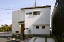 広島市西区 北欧インテリアにこだわった、子育てが楽しくなる小さくてかわいい家【長期優良住宅】
